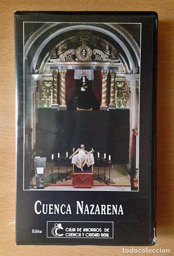 VHS - CUENCA NAZARENA - SEMANA SANTA CUENCA - DOCUMENTAL (Cine - Varios)