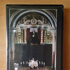 Cine: VHS - CUENCA NAZARENA - SEMANA SANTA CUENCA - DOCUMENTAL. Lote 115516151