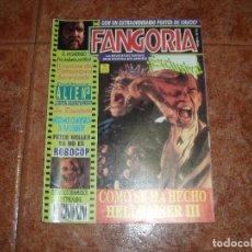 Cine: FANGORIA. COMO SE HA HECHO HELLRAISER III. Lote 116855899