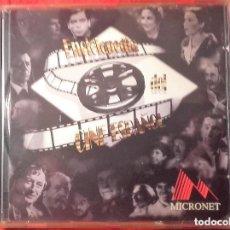 Cine: 100 AÑOS DEL CINE ESPAÑOL (CD-ROM) ENCICLOPEDIA MULTIMEDIA. Lote 126250899