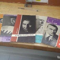 Cine: 7 PUBLICACIONES FILMOTECA + FESTIVAL DE CINE DE SAN SEBASTIAN, LEER DESCRIPCION. Lote 126544847