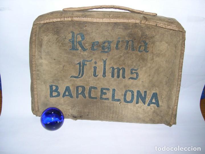 REGIA FILMS BARCELONA 63 MALETIN (Cine - Varios)