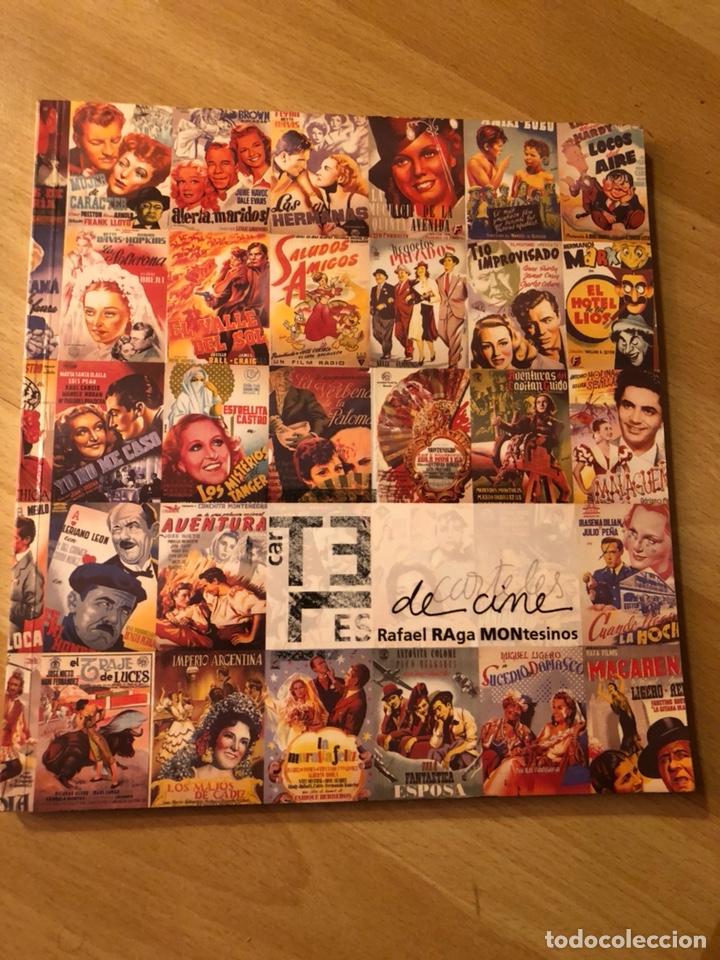 CATÁLOGO EXPOSICIÓN 2001 RAFAEL RAGA MONTESINOS.RAMON.CARTELES DE CINE (Cine - Varios)
