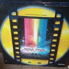 Cine: LASER DISC STAR TREK. Lote 129411274