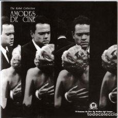 Cine: AMORES DE CINE – THE KOBAL COLLECTION – TEXTO JUAN MARSÉ - 11 SEMANA CINE DE MEDINA DEL CAMPO 1998. Lote 130938432