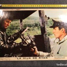 Cine: CINE. (1)LA HIJA DE RYAN. POR DAVID LEAN. CARTELERA (A.1970). Lote 134350003