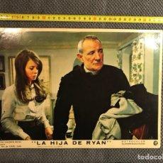 Cine: CINE. (3) LA HIJA DE RYAN. POR DAVID LEAN. CARTELERA (A.1970). Lote 134350062