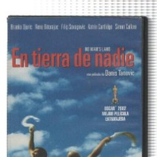 Cine: VHS-CINE: EN TIERRA DE NADIE - BRANKO DJURIC, RENE BITORAJAC (MANGA FILMS 2000). Lote 134357166