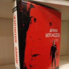 Cine: LIBRO ALFRED HITCHCOCK,CAJA DE AHORROS,BUSCADO. Lote 134988877
