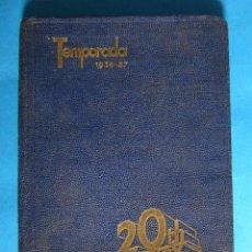 Cine: LIBRO DE PROGRAMACIÓN. TEMPORADA 1936 - 37. 20TH CENTURY FOX.. Lote 135102742