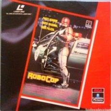 Cine: ROBOCOP / CINE / LASER DISC. Lote 136526428