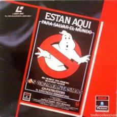 Cine: CAZAFANTASMAS / LASER DISC / CINE. Lote 136526432