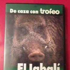 Cine: EL JABALÍ LANCES DE SOL Y LUNA. Lote 136820369