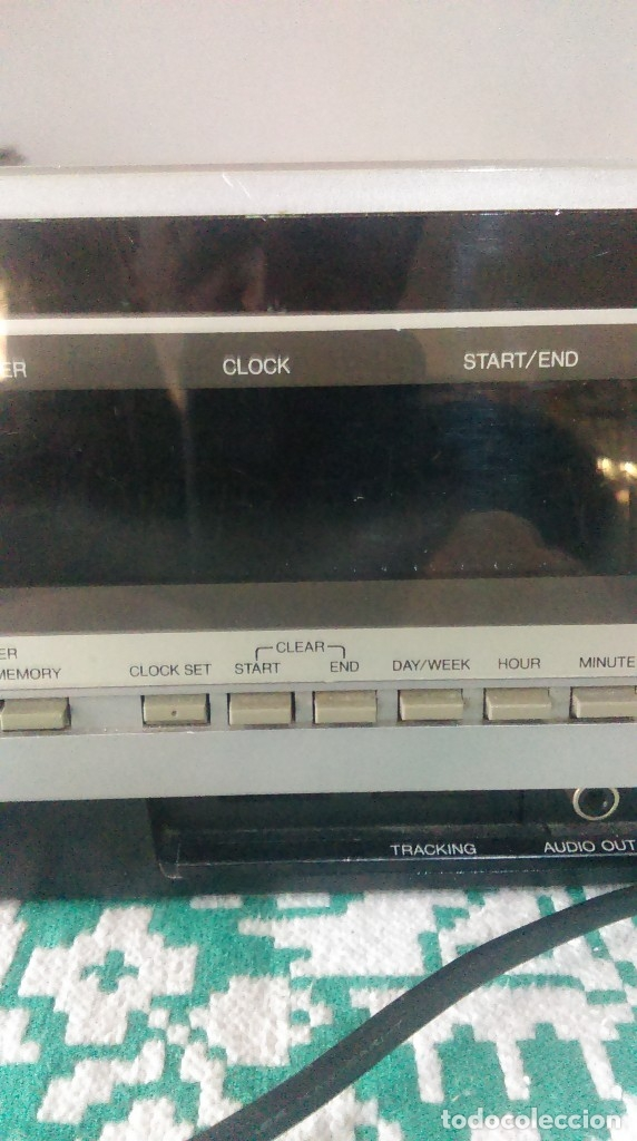 Cine: Antiguo reproductor de video VHS FVH-P420 Studio - Standard by FISHER - Foto 5 - 137336170