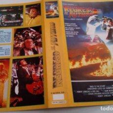 Cine: REGRESO AL FUTURO.CARATULA VHS.. Lote 137450270