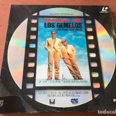 Cinéma: LOS GEMELOS GOLPEAN DOS VECES LASER DISC LASERDISC PRECINTADO. Lote 138792130