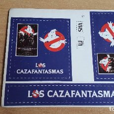 Cine: PEGATINA CINE PELICULA -- LOS CAZAFANTASMAS - BILL MURRAY. Lote 139034126