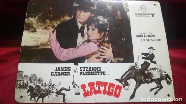 CARTELA LATIGO (Cine - Varios)
