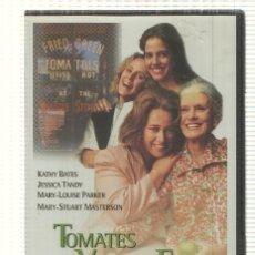 Cine: DVD PELICULA: TOMATES VERDES FRITOS. DIRIGIDA POR JON AVNET CON KATHY BATES, JESSICA TANDY, MARY.... Lote 140301666