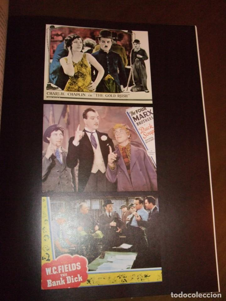 Cine: LIBRO GRAN FORMATO 1983 Great Hollywood Movies Ted Published by Abradale/Abrams - Foto 12 - 141739746