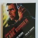 Cine: FUTURO EN NEGRO - CÓMO SE HIZO BLADE RUNNER - PAUL M. SAMMON - ALBERTO SANTOS ED - 1ª EDICIÓN - 2005. Lote 141964458