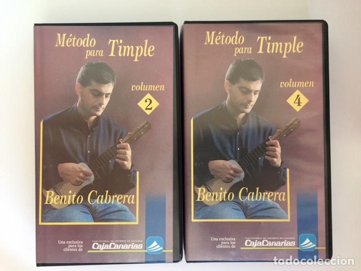 MÉTODO PARA TIMPLE (Cine - Varios)