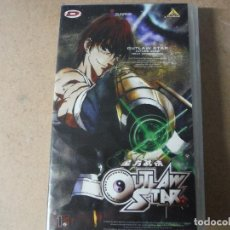 Cine: VIDEO OUTLAW STAR. Lote 143583278