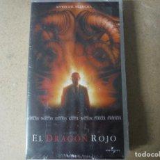 Cine: VIDEO EL DRAGON ROJO. Lote 143583498