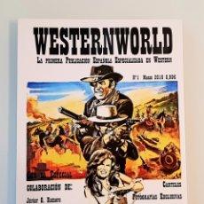 Cine: WESTERNWORLD. Lote 143605748