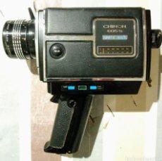 Cine: TOMAVISTAS SUPER 8 CON MALETIN. CHINON 605 S SOUND DIRECT. Lote 145158489