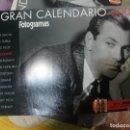 Cine: EL GRAN CALENDARIO 2007 - FOTOGRAMAS -VER FOTOS DE ACTORES Y ACTRICES -COMPLETA. Lote 146171350