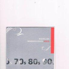 Cine: AQUELLOS MARAVILLOS AÑOS DVD AÑOS 40 SANTANDER SELECT BANCO. Lote 146621586