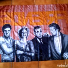 Cine: BANDERA POSTER FLAG DE CINE ,FRIENDS MIDE 75 X ,110. Lote 146980766