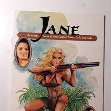 Cine: JANE - THE MANY FACES OF JANE CLAYTON PORTER, LADY GREYSTOKE. Lote 147682598