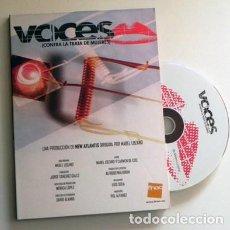 Cine: DVD - VOCES ( CONTRA LA TRATA DE MUJERES ) - DOCUMENTAL - MABEL LOZANO - DENUNCIA DE LA PROSTITUCIÓN. Lote 149320374
