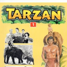Cine: TARZAN FASCÍCULO NÚM 1. Lote 149736502