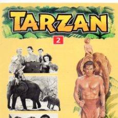 Cine: TARZAN FASCÍCULO NÚM 2. Lote 149736682