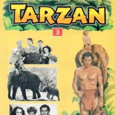 Cine: TARZAN FASCÍCULO NÚM 3. Lote 149736786