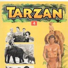 Cine: TARZAN FASCÍCULO NÚM 4. Lote 149736970
