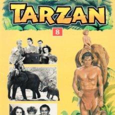 Cine: TARZAN FASCÍCULO NÚM 8. Lote 149737482