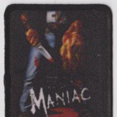 Cine: MANIAC - PARCHE. Lote 151855478