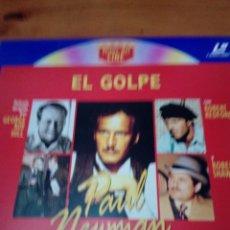 Cine: MITOS DEL CINE. EL GOLPE. LASER DISC. EST23B7. Lote 152335438