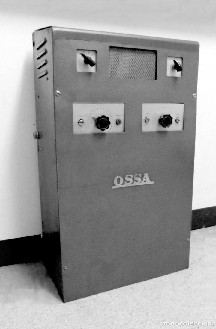 Cine: PROYECTOR DE CINE OSSA 60 A ELECTRONICA VER FOTOS ultimo precio FRANCINE - Foto 22 - 116185642