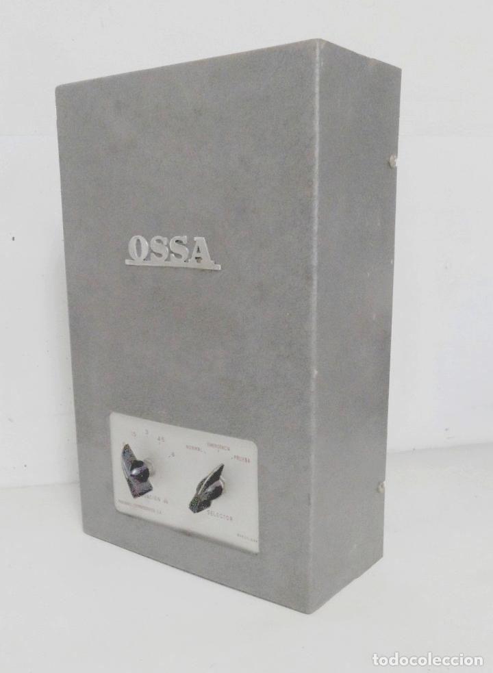 Cine: PROYECTOR DE CINE OSSA 60 A ELECTRONICA VER FOTOS ultimo precio FRANCINE - Foto 23 - 116185642