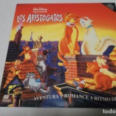 Cine: LASER DISC - LOS ARISTOGATOS. Lote 156009506