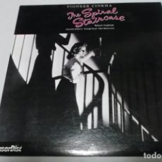 Cine: LASER DISC - THE SPIRAL STAIRCASE. Lote 156010022