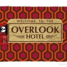 Cine: FELPUDO OVERLOOK HOTEL EL RESPLANDOR OFICIAL. Lote 156131130