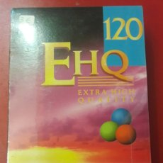 Cine: CARREFUR CINTA VIRGEN VHS EHQ 120. Lote 156684525