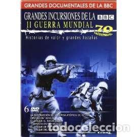 GRANDES INCURSIONES DE LA II G [DVD] (Cine - Varios)