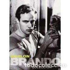 Cine: PACK MARLON BRANDO (5 DVD). Lote 158042182
